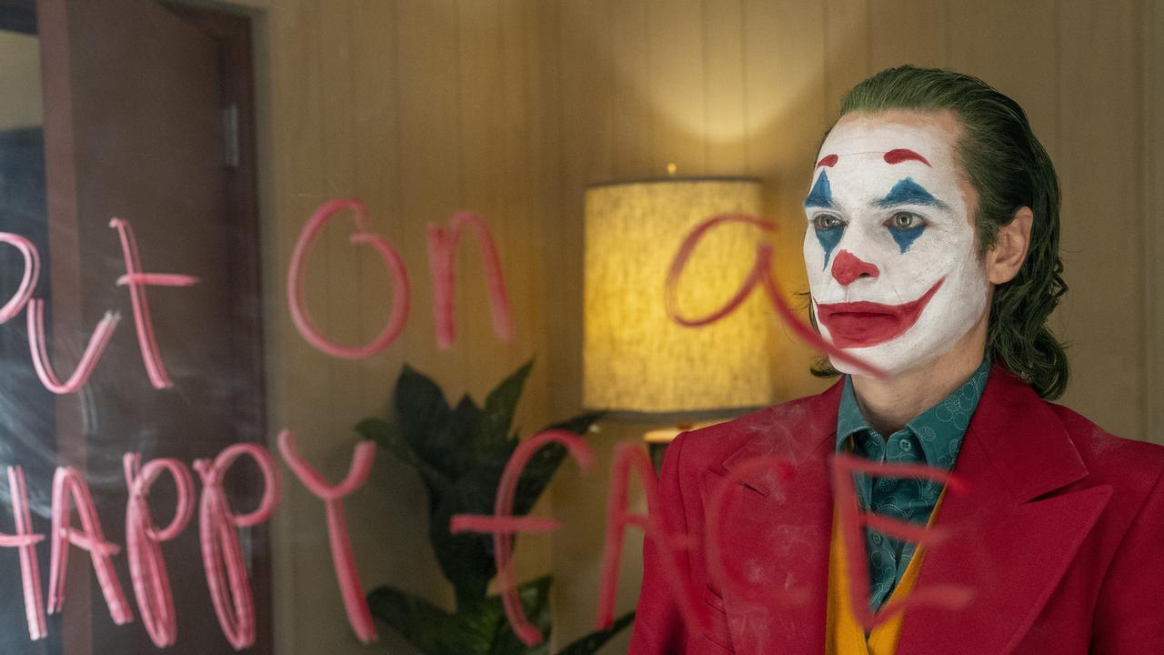 Joaquin Phoenix in a scene from Joker. Picture: Niko Tavernise/Warner Bros Pictures via AP