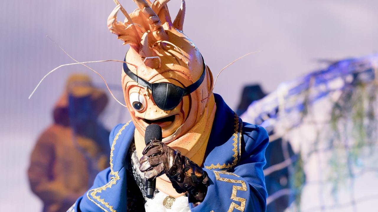 The Prawn on The Masked Singer has been a tough one to pick.