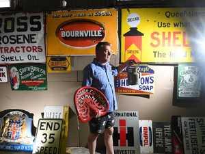 Man cave auction