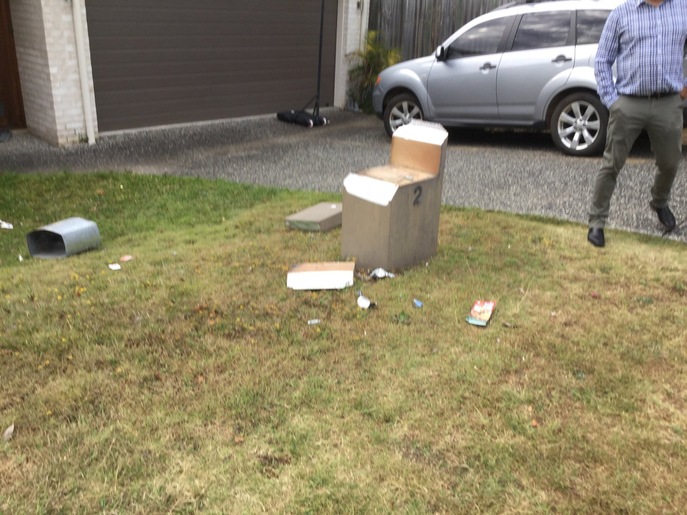 Sunshine Coast police have expressed concerns it may only be a matter of time before someone is seriously injured following a recent spate of letterbox bombings.