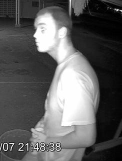 This person was seen on Chatsworth Road, on Sunday April 7, 2019 at about 10pm.
