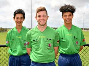 Joeys junior referees blow the whistle on fun