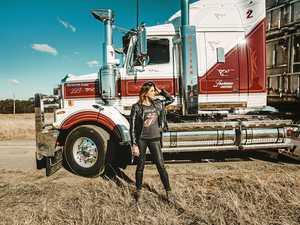 Country star Jayne Denham headlines US trucking summit