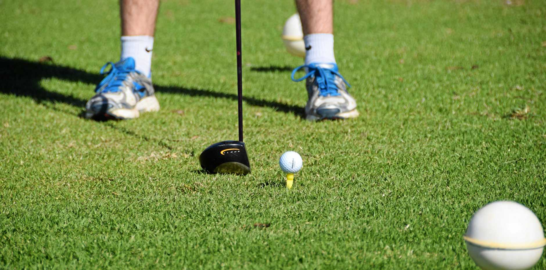 FRESH: Toogoolawah Golf Club's newest green will be more than up to par when its ready for play.