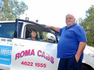 Small town cabby that is keeping kids in school