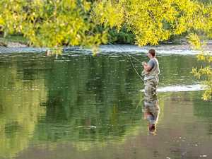 Trout season opens this long weekend
