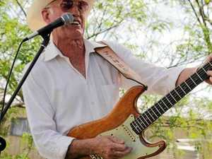 Musician makes pledge to raise $10k for drought relief