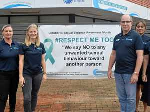 Believe: sexual assault victims encouraged to speak