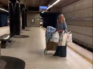 VIDEO: Homeless woman stuns with 'beautiful' opera aria