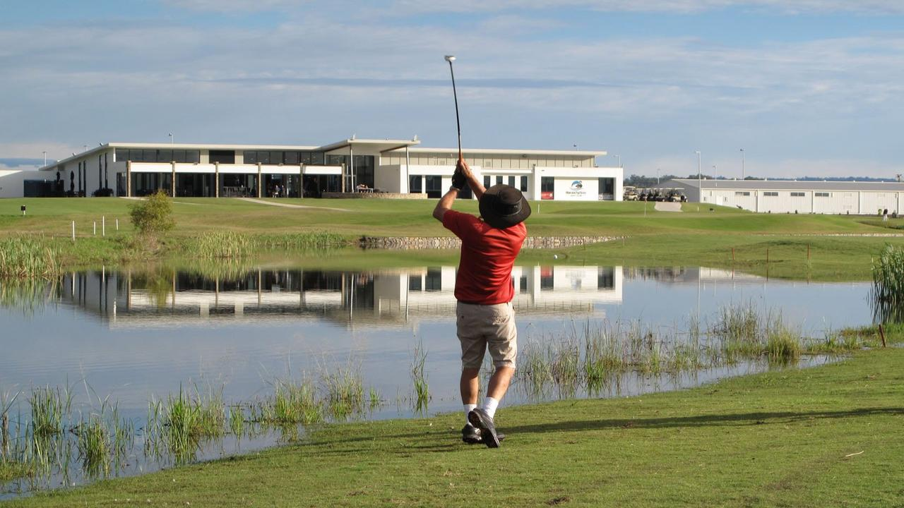Maroochy River Golf Club members have voted out their president and vice-president.