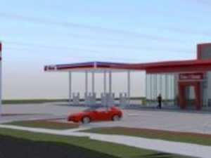 Top site: 20 fuelling bay servo planned