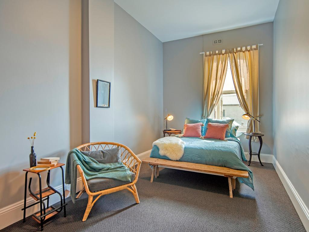 ... and added it felt fresher, cleaner and more welcoming. Picture: Airbnb