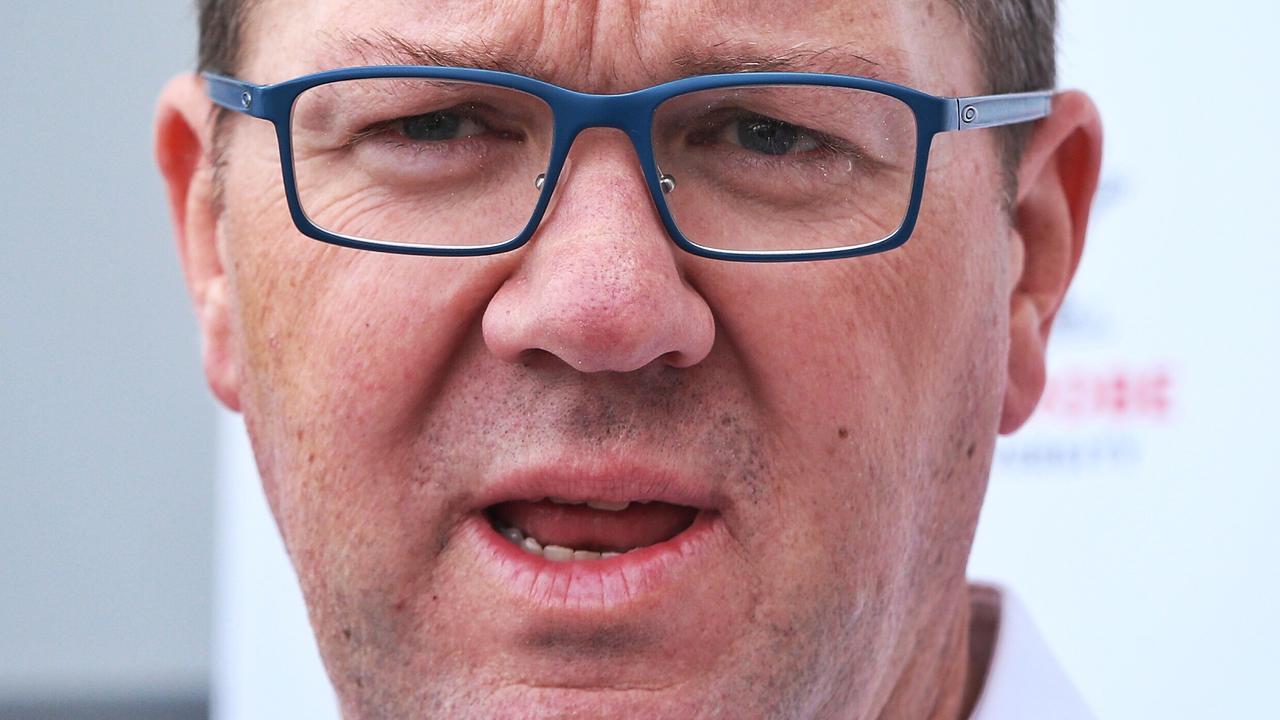 AFL Players Association boss Paul Marsh. Picture: Hamish Blair.