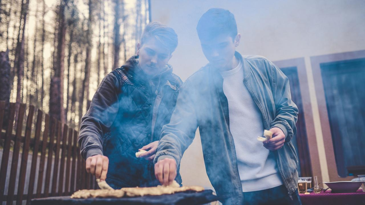 GOOD-TIME GRILLS: Bluebird is offering a free workshop for young adults.