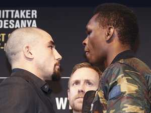 Adesanya shames Whittaker with cocky purse boast