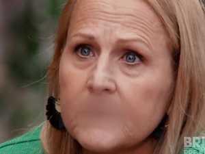 Mum's vile slur at future daughter-in-law