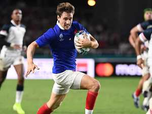 France make heavy work of win over USA