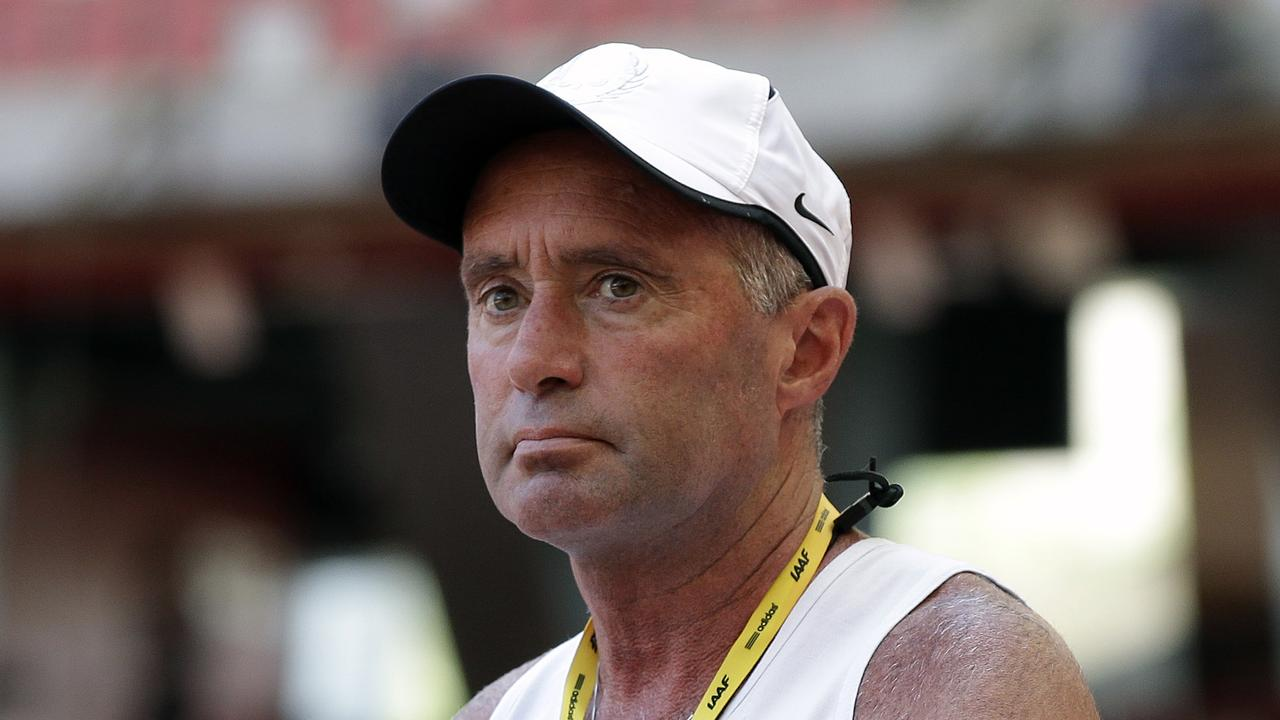 Alberto Salazar oversaw a supplement program which led to a four-year suspension from track and field. Picture: AP
