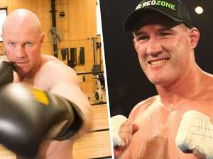 It's on! Hall, Gallen set for spectacular showdown