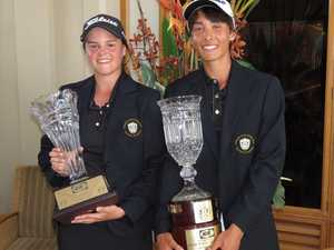 Teenage whiz kids take out Junior Masters