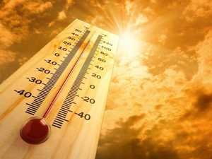 Temperatures to soar to 40 degrees in region today