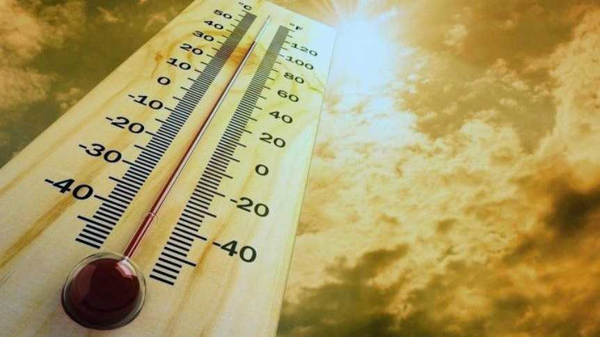 Temperatures up to 10 degrees above average are expected early next week.