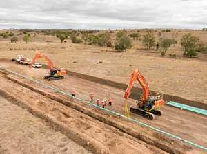 South-west gas pipeline for domestic market completed