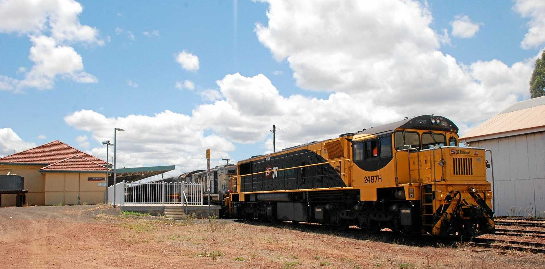 BACK ON TRACK: Discounted journeys are hoped to bring more visitors to Charleville over the summer months.