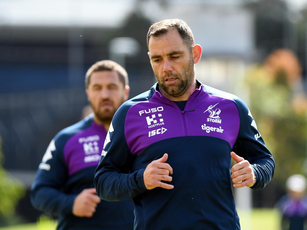 Does Cameron Smith want another pre-season?
