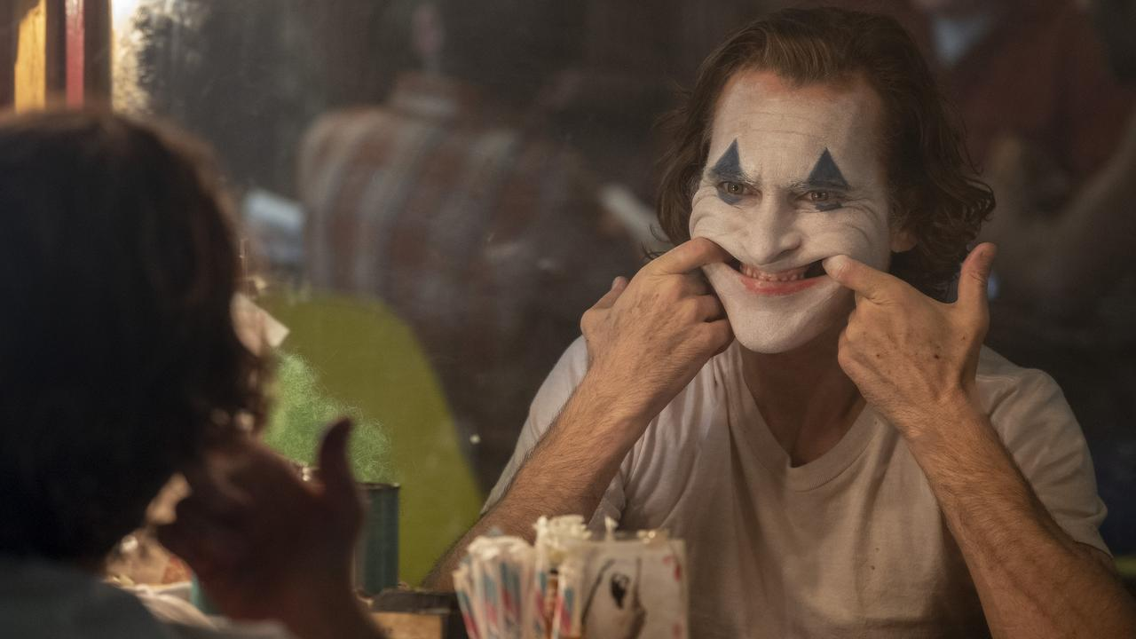 Joaquin Phoenix in Joker which hits cinemas today.