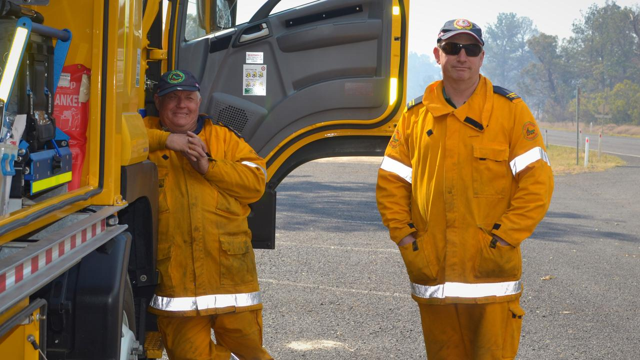 THANKS: The Stanthorpe fires commuity thank you is only one of many events on offer this weekend.