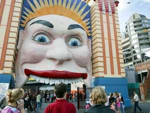 Calls to remove 'vile' Luna Park sign