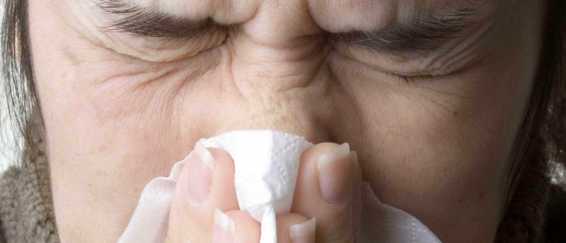 THERE has been a large drop in the number of influenza cases in Toowoomba and the Darling Downs so far this year.