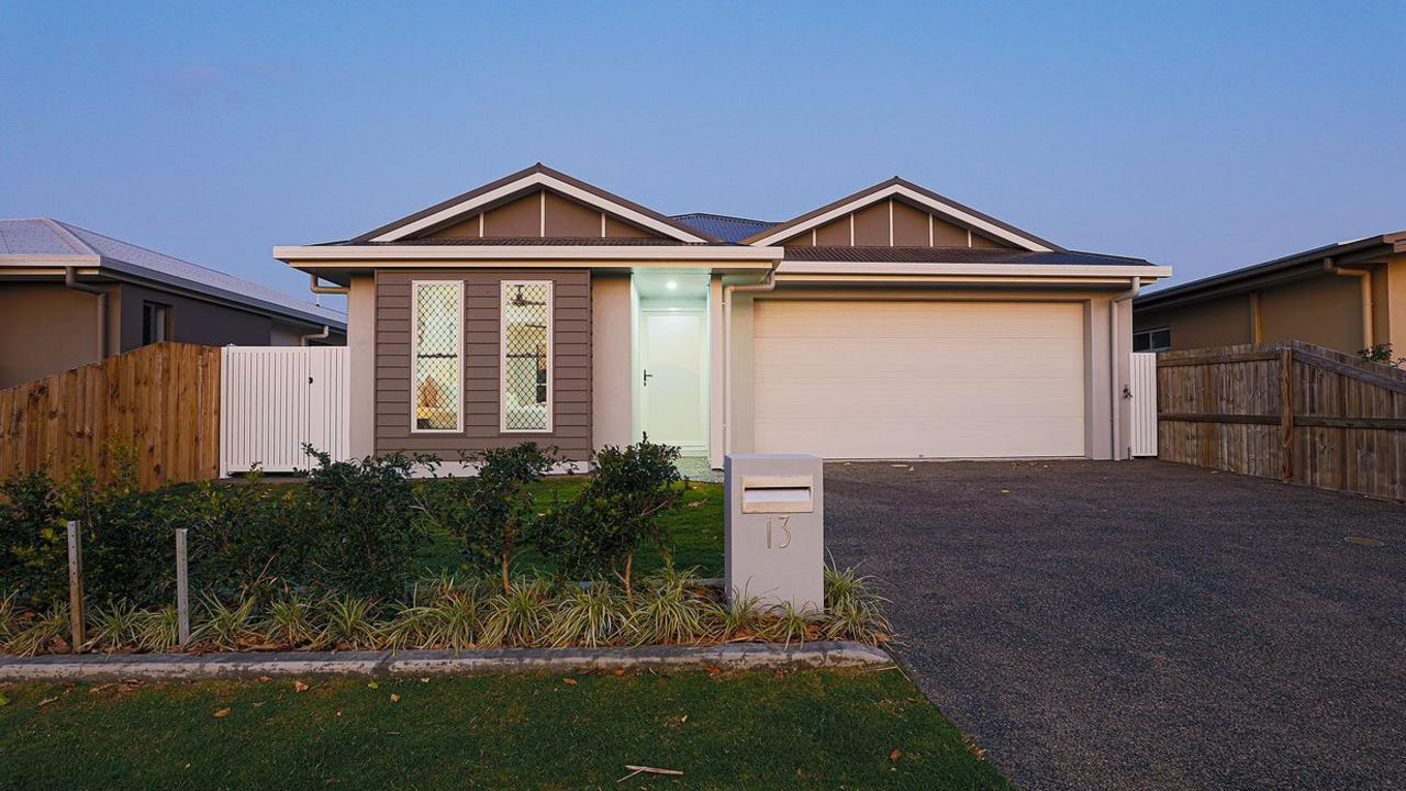 13 Beachwood Circuit, Bakers Creek, is for sale.