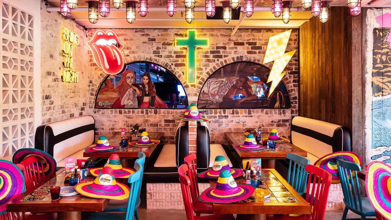 VIBRANT: El Camino Cantina will open at the Sunshine Plaza. Photo: Contributed