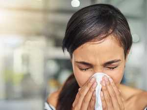'Staggering' number of influenza cases revealed