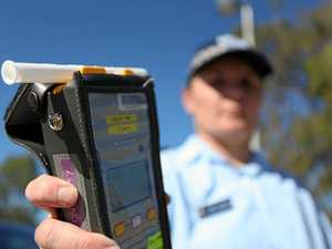 DOUBLE DEMERITS: Police out in force this long weekend