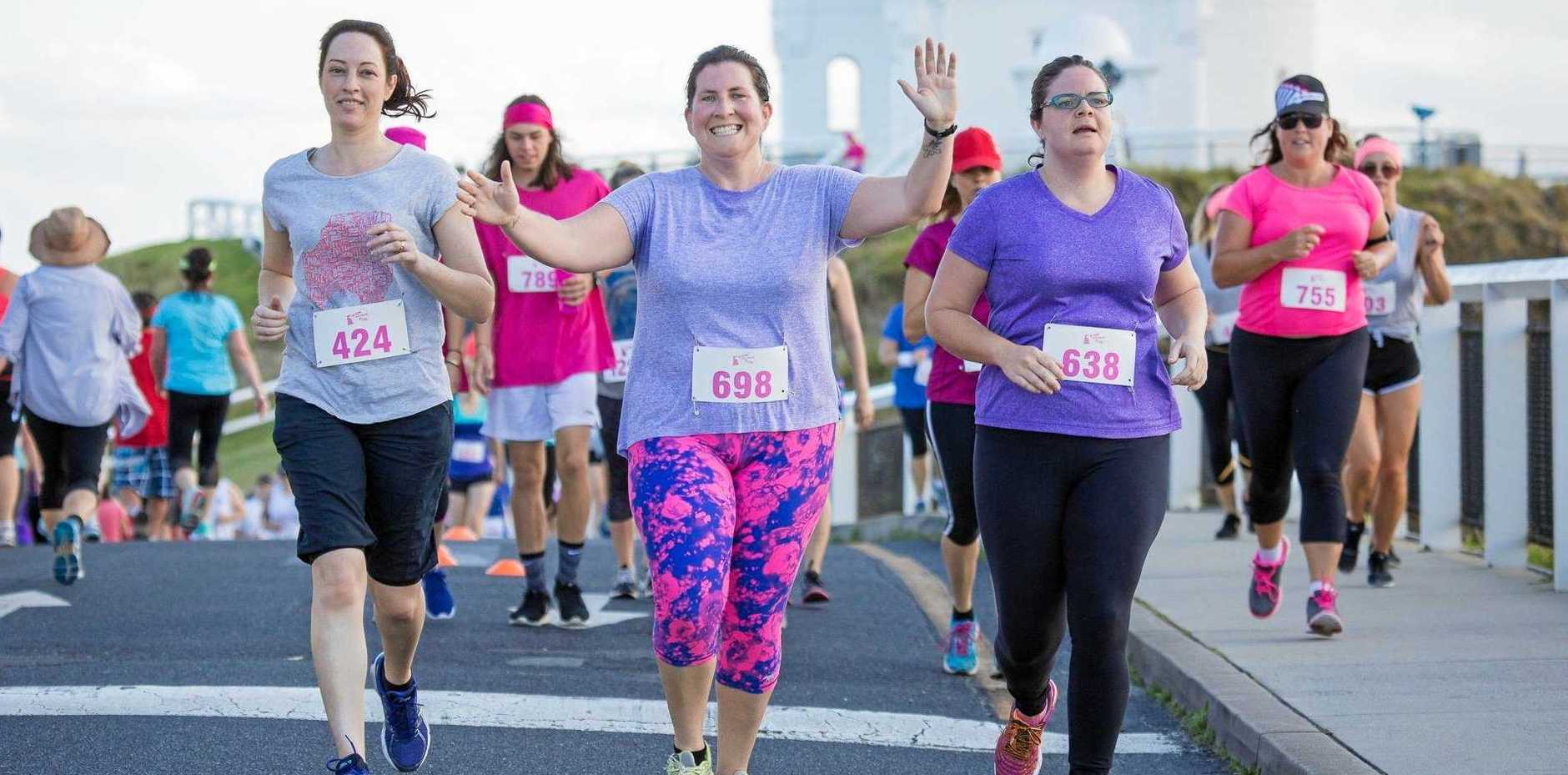 ON THE RUN: Byron Lighthouse Run is coming up soon.