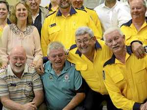 CHEERS: Volunteers thanked for life-saving efforts