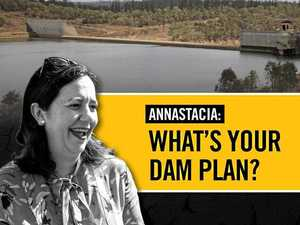 LNP issues Paradise Dam challenge, Minister hits back