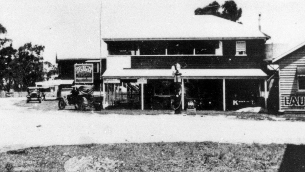 Corner Duporth Avenue and Ocean Street, Maroochydore, ca 1926