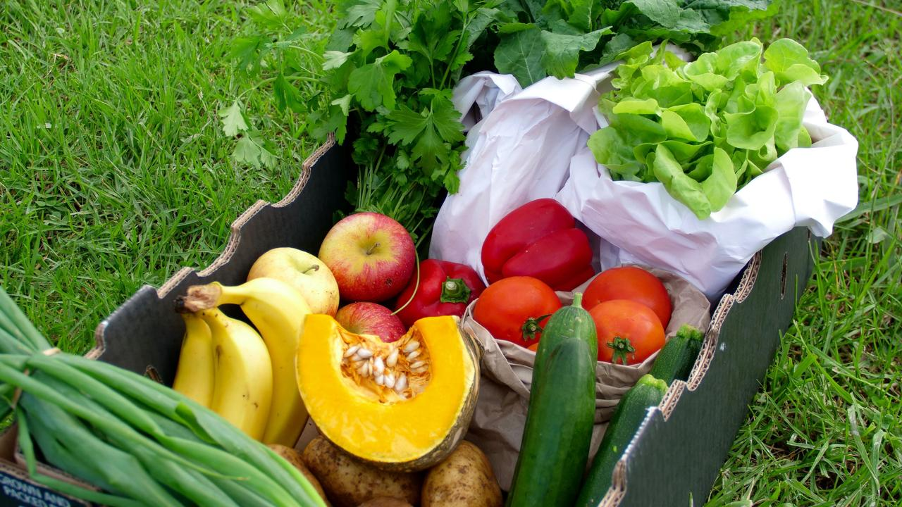A bounty of fresh produce can be found at Sunshine Coast markets.