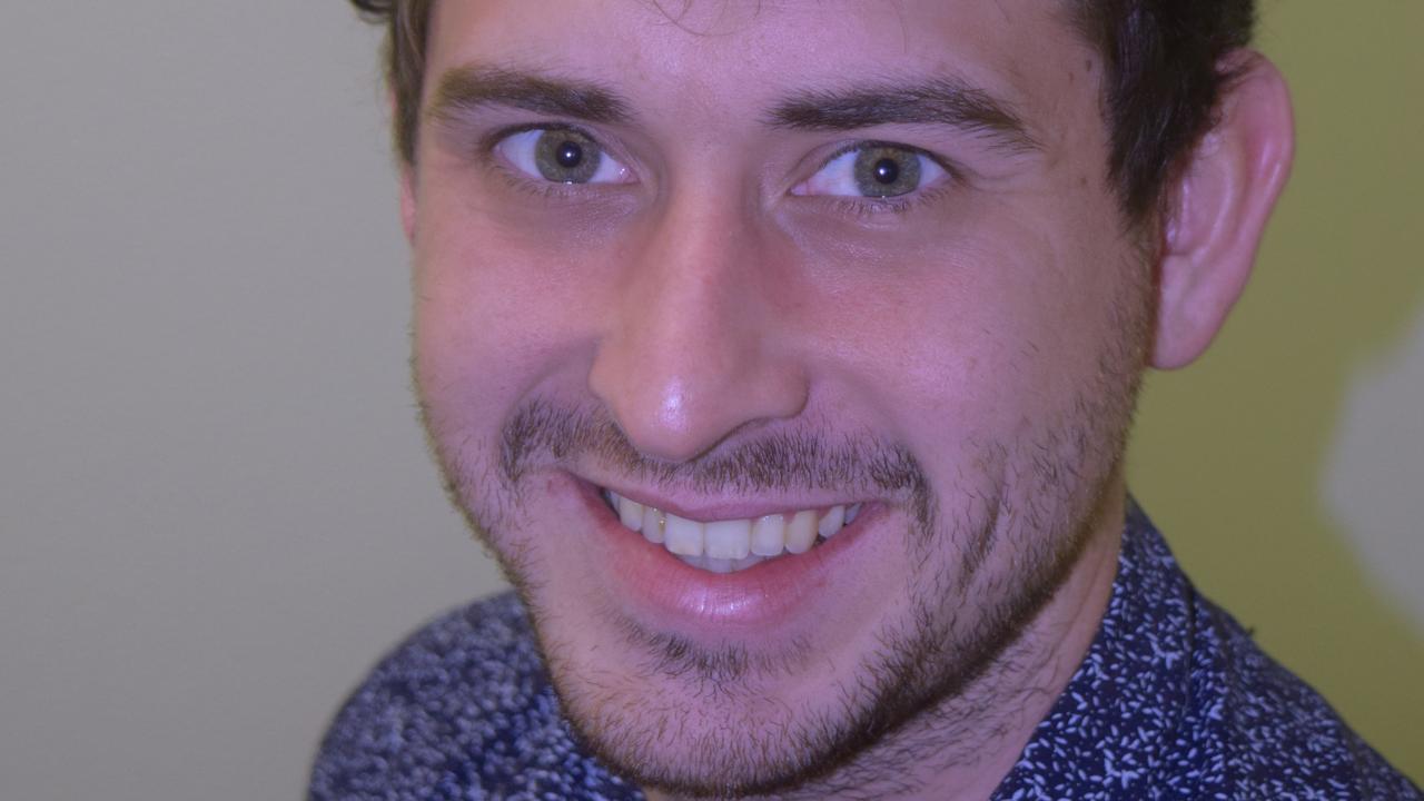 Daily Mercury reporter Nick Wright.