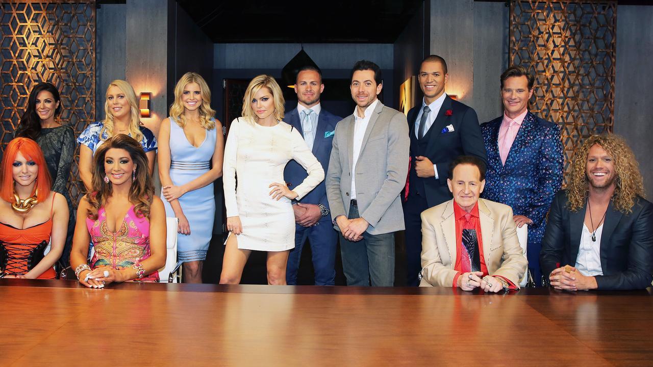 Celebrity Apprentice Australia 2015 stars. Picture: Channel 9
