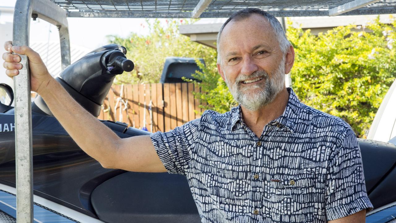 Pride of Australia medallist Dr John Hadok. Photo: Daryl Wright.