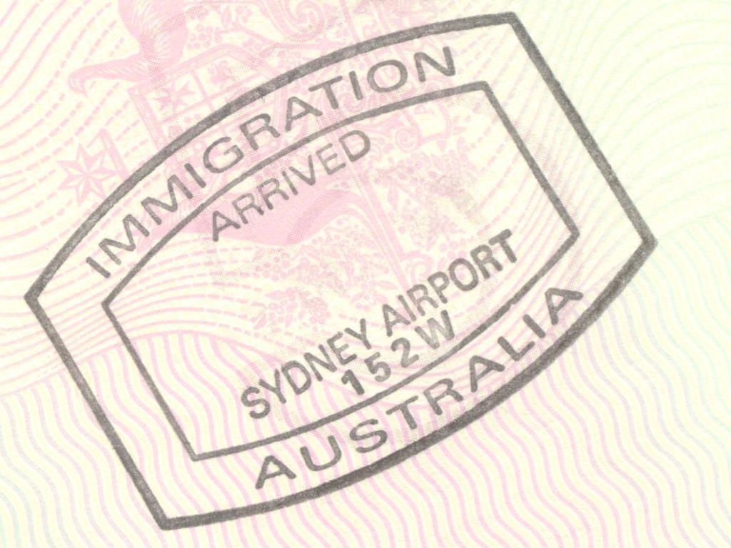 Nigerian drug smugglers were using student visas to smuggle cocaine into Sydney.