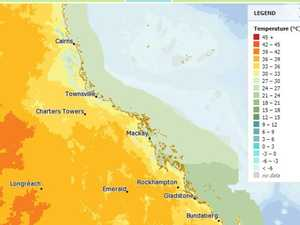 Fire ban extended for CQ as weekend temps set to climb