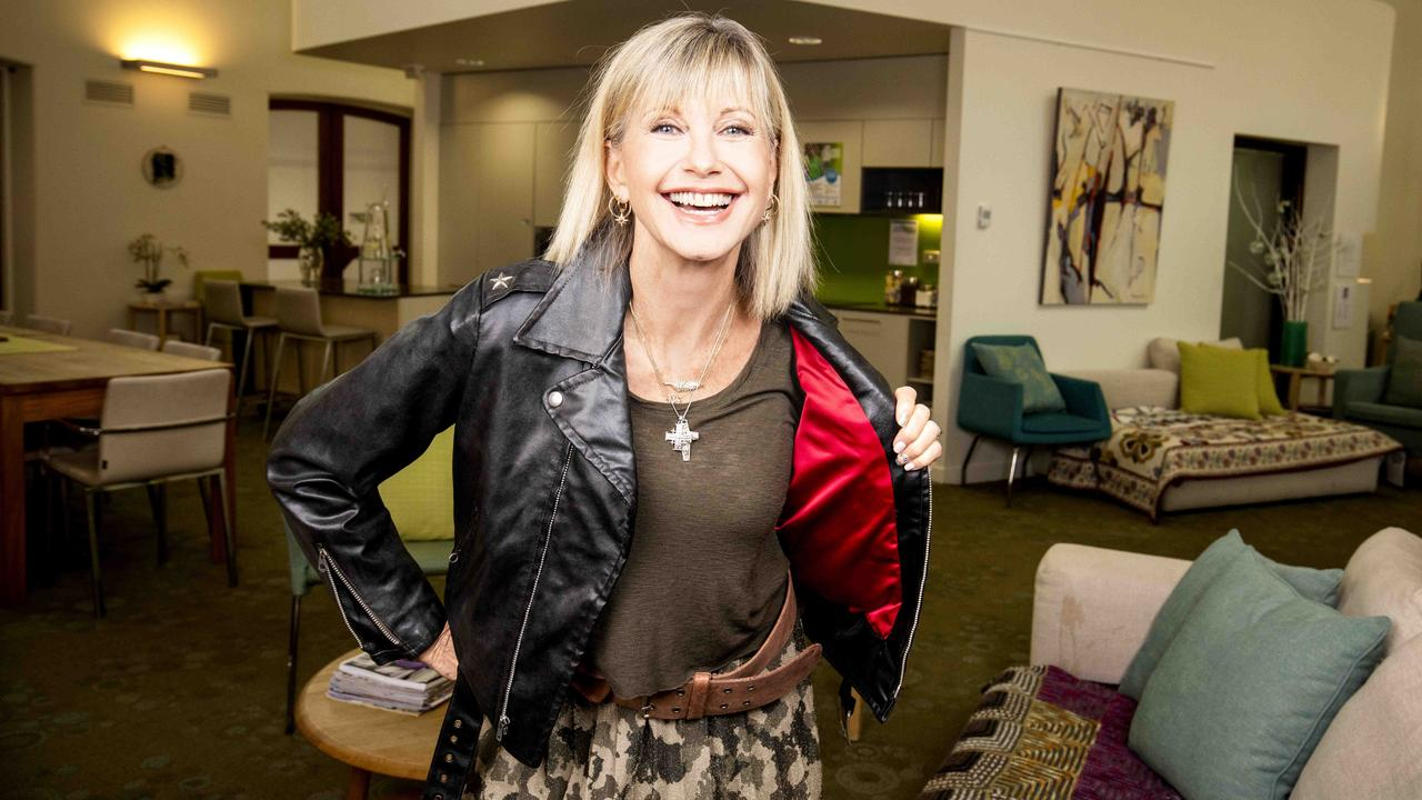 Olivia Newton-John has revealed why she's turned political about cannabis. Pic: Nicole Cleary