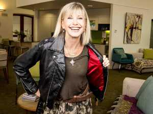 Olivia Newton-John says weed gets a bad rap