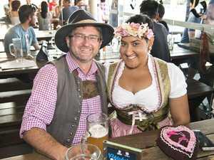 Oktoberfest spares Toowoombaites from heatwave